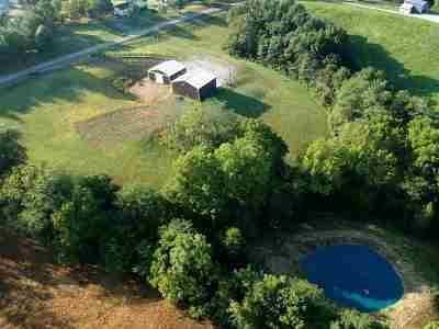 Dry Ridge Residential Lots & Land For Sale: 3235 Crittenden Mount Zion Road