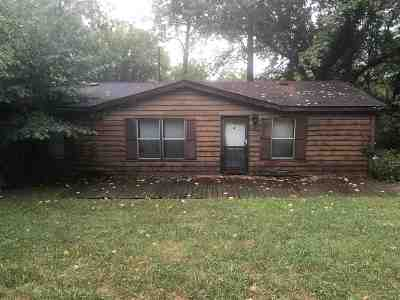 Union Single Family Home For Sale: 12497 Ryle Road