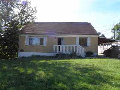 Florence Single Family Home For Sale: 74 Miriam