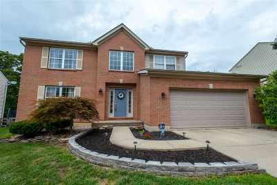 Florence Single Family Home For Sale: 7528 Harvestdale Lane