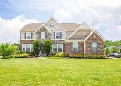 Single Family Home For Sale: 8676 Marais Drive