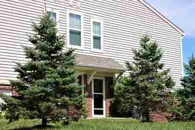Burlington Condo/Townhouse For Sale: 2519 Paragon Mill Drive