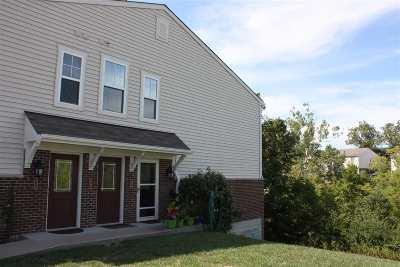 Burlington Condo/Townhouse For Sale: 2376 Paragon Mill Drive
