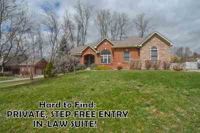 Burlington Single Family Home For Sale: 4559 Elderberry