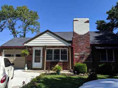 Bellevue Single Family Home For Sale: 901 Clayton Court