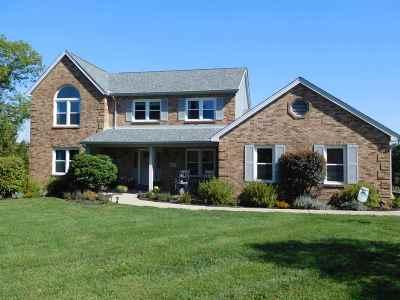 Single Family Home For Sale: 856 Koerner Lane