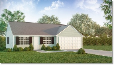 Single Family Home For Sale: 1084 Infantry Drive #LOT 459