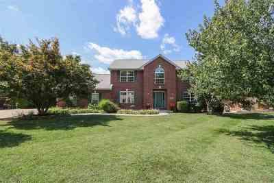 Walton Single Family Home For Sale: 550 Mustang Drive