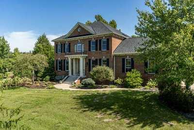 Single Family Home For Sale: 32 Saddle Ridge Trail