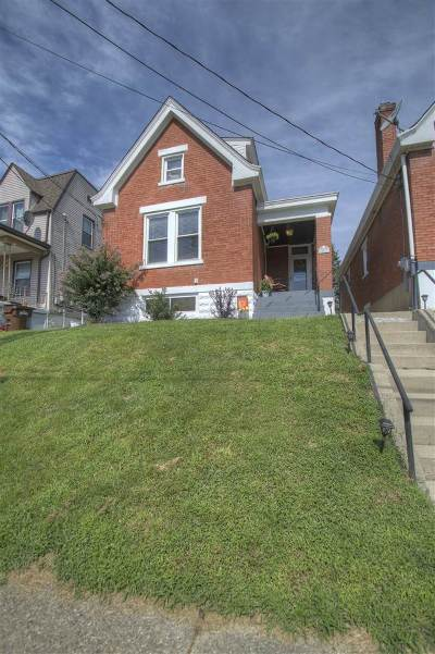 Newport Single Family Home For Sale: 127 16th Street