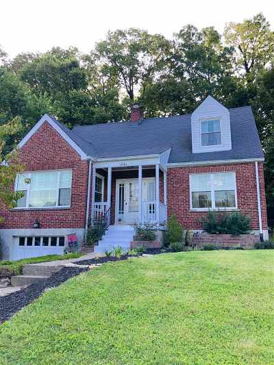 Park Hills Single Family Home For Sale: 1041 Hamilton Road