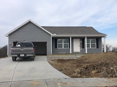 Walton Single Family Home For Sale: Crosswinds Pointe Court #LOT 151