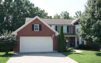 Single Family Home For Sale: 545 Panzeretta Drive