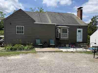 Cold Spring Single Family Home For Sale: 4624 Alexandria Pk