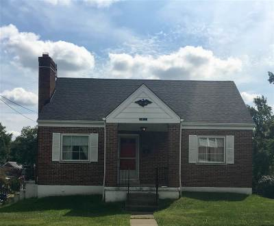 Florence, Erlanger Single Family Home For Sale: 3401 Mary