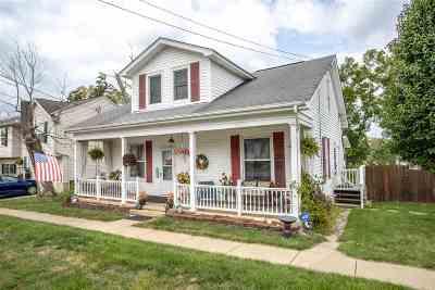 Walton Single Family Home For Sale: 201 Edwards Avenue