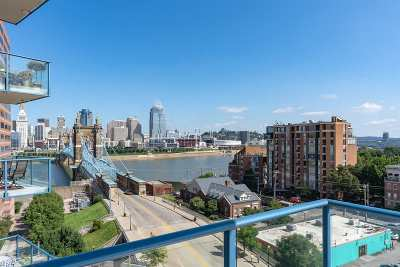 Covington Condo/Townhouse For Sale: 1 Roebling Way #706