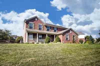 Burlington Single Family Home For Sale: 2835 Rolling Green Court