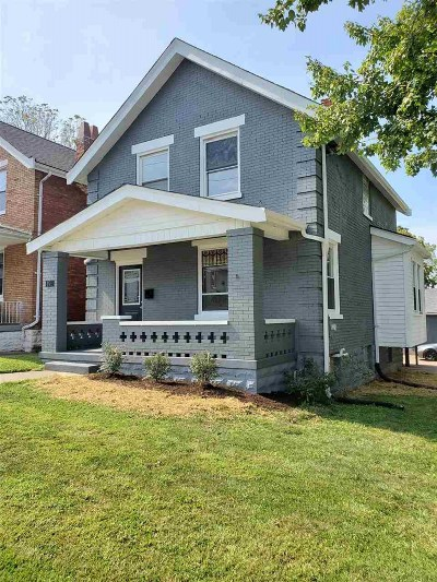 Campbell County Single Family Home For Sale: 101 16th Street