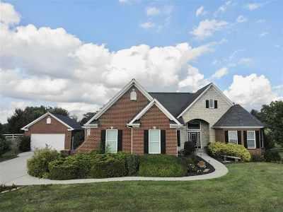 Single Family Home For Sale: 11660 Agarwood Drive