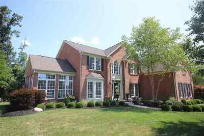 Single Family Home For Sale: 1172 Monarchos Ridge