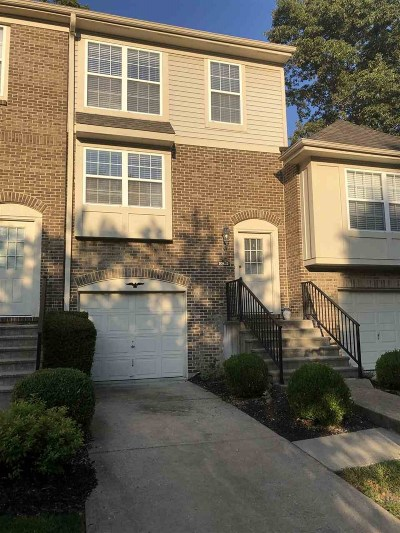 Boone County Condo/Townhouse For Sale: 10852 Doral