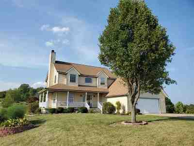 Campbell County Single Family Home For Sale: 27 Maple Valley