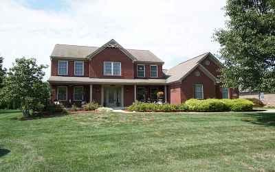 Burlington Single Family Home For Sale: 4652 Catalpa Court