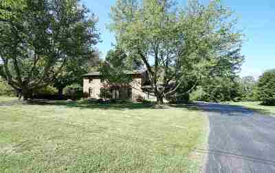 Burlington Single Family Home For Sale: 6609 Emerald Drive