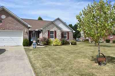 Union Single Family Home For Sale: 8873 Richmond Road