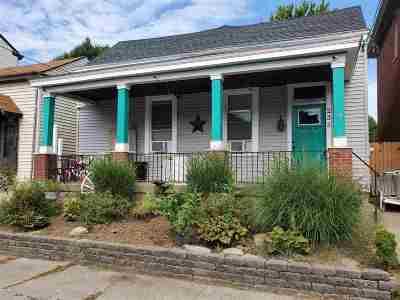Bellevue Single Family Home For Sale: 235 Walnut Street
