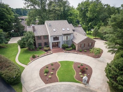 Owensboro Single Family Home For Sale: 4 Clubgrounds Dr