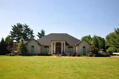 Owensboro Single Family Home For Sale: 36 Stone Creek