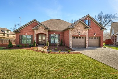 Owensboro Single Family Home For Sale: 3147 Wood Valley Point