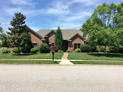 Owensboro Single Family Home For Sale: 4442 Wexford Crossing