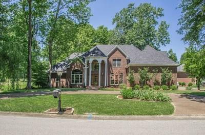 Owensboro Single Family Home For Sale: 6657 Kingston Drive