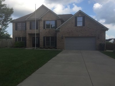 Owensboro Single Family Home For Sale: 2314 Overlook Parkway