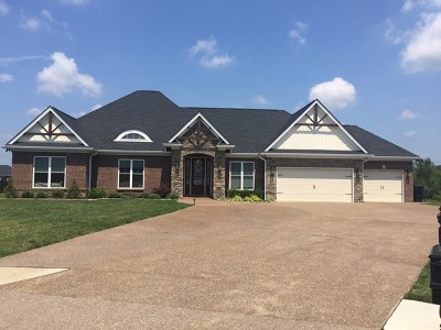 Owensboro Single Family Home For Sale: 3146 Spring Ridge Parkway