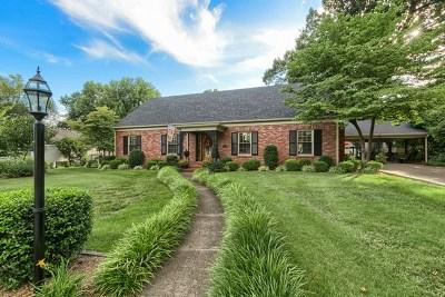 Owensboro Single Family Home For Sale: 1922 Mayfair Drive