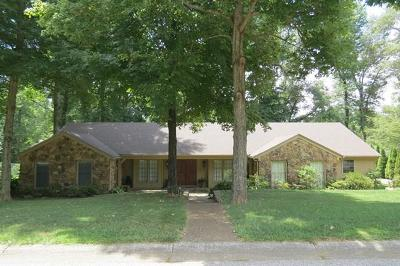 Owensboro Single Family Home For Sale: 1300 Woodbridge Trail