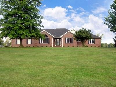 Owensboro Single Family Home For Sale: 9440 Fenwick Rd