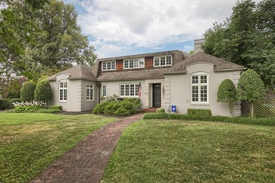 Owensboro Single Family Home For Sale: 1820 Littlewood Dr