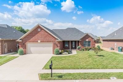 Owensboro Single Family Home For Sale: 6633 Autumn Creek