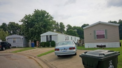 Owensboro Multi Family Home For Sale: Colony Mobile Home Park
