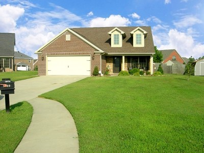 Owensboro Single Family Home For Sale: 5360 Willowbrook Loop