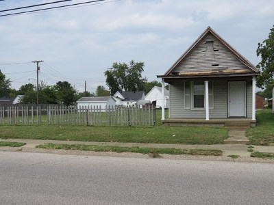 Owensboro Residential Lots & Land For Sale: 1517 W. 5th Street