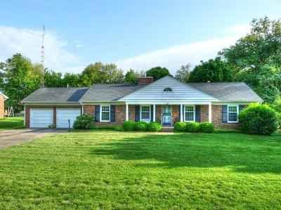 Owensboro Single Family Home For Sale: 3824 Krystal Lane