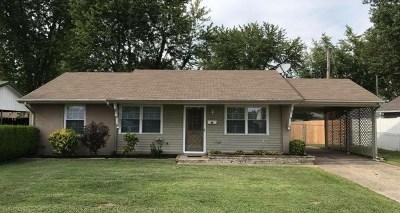 Owensboro Single Family Home For Sale: 2111 Bradford Court