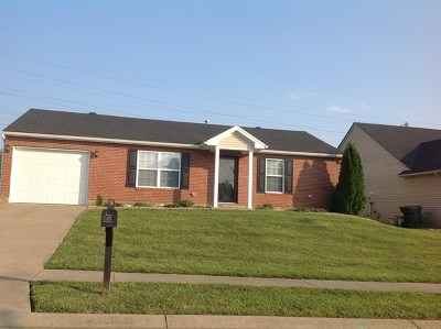 Owensboro Single Family Home For Sale: 2430 Highland Garden Pt