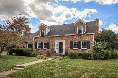 Owensboro Single Family Home For Sale: 1500 Robin Road